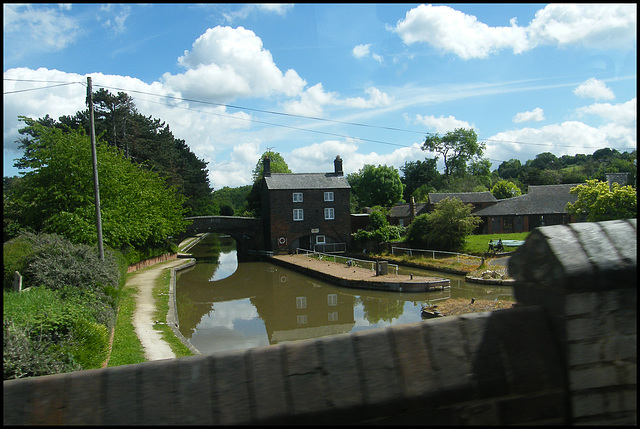 Coventry Canal at Hartshill