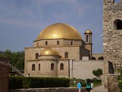 Ahmadiyya Mosque.