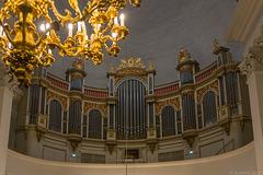 Orgel in der Domkirche Helsinki (© Buelipix)