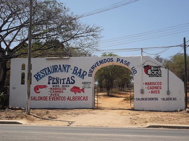 Restaurant bar Peñitas