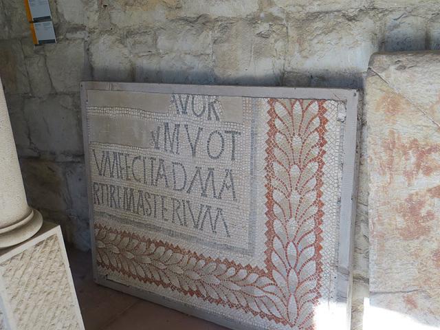 Musée archéologique de Split : IlJug III, 2588.