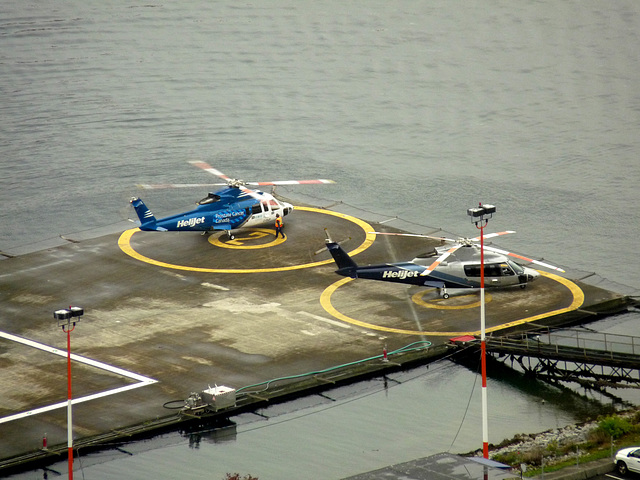 Waterfront Heliport