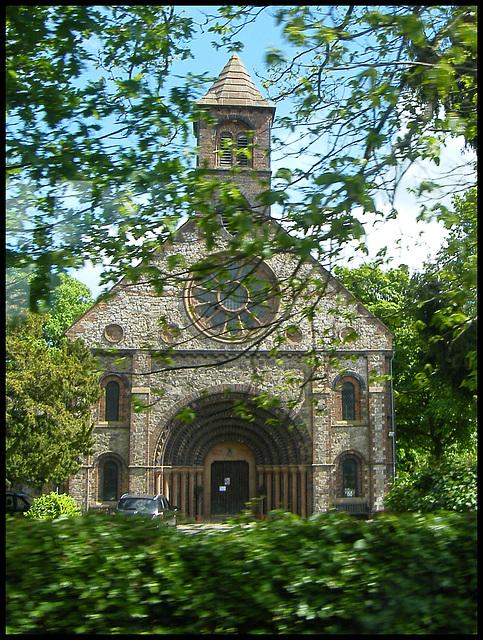 Holy Trinity Hartshill Church