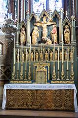 st mary magdalene , woodchester square, paddington, london
