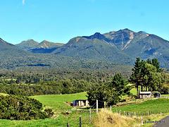 Taranaki Landscape.