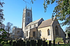 St. Andrew's church ~ Folkingham ~ Lincolnshire