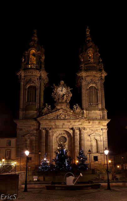 Eglise St Jacques Lunéville