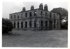 Foxholes House, Rochdale, Greater Manchester (Demolished c1970)