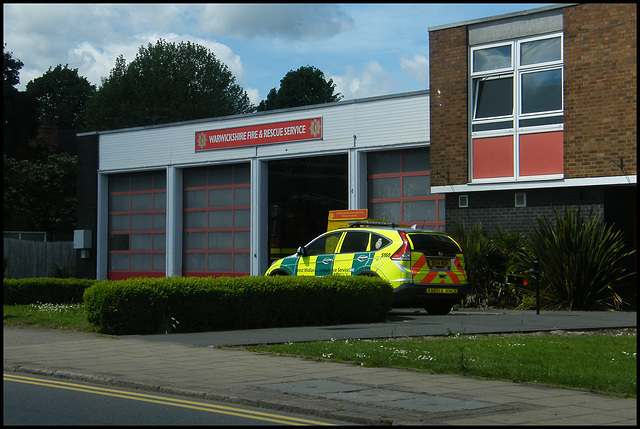 Nuneaton Fire Station
