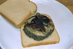 Mushroom-Swiss Burger