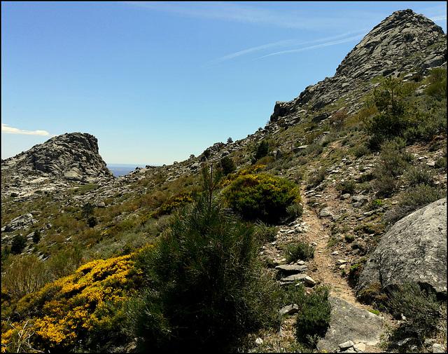 Sierra de La Cabrera.