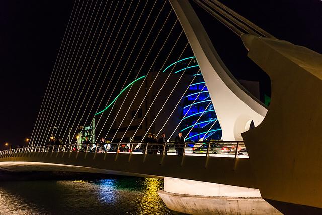 Dublin at night - 20150216