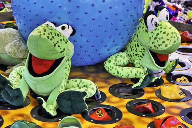 Froggies – Labor Day Festival, Greenbelt, Maryland