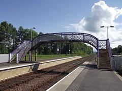 Dingwall footbridge