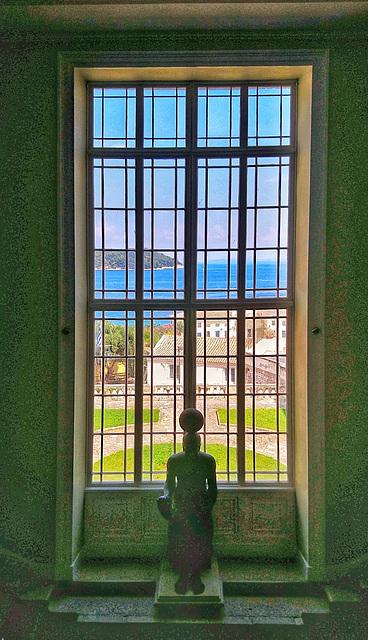 Palatial view, Corfu
