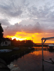 Sunset St-Anicet