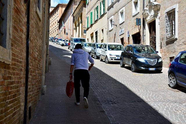 Urbino 2017 – Via Raffaello