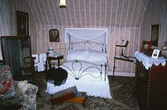 Master bedroom  Alberton house  Auckland.