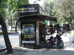 Banamex bikes