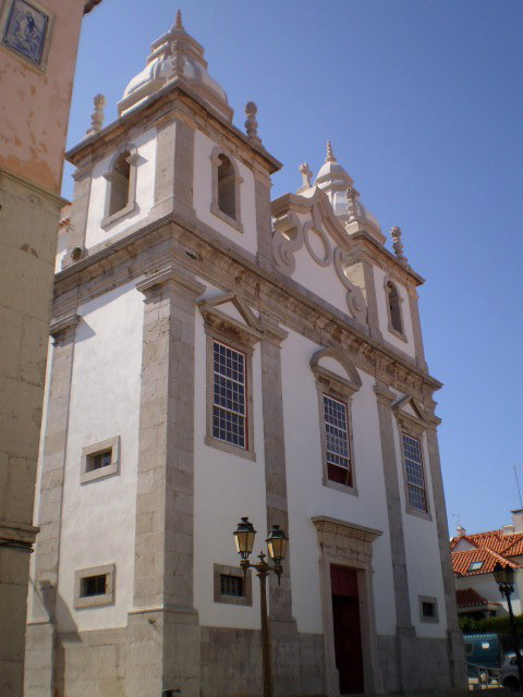 Church of Our Lady of Navigators.