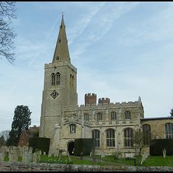 St Mary's Church, Buckden