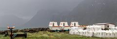 Flateyri harbour
