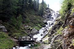Bergbach im Ultental (PIP)