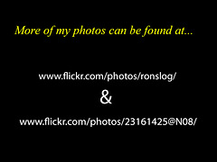 More of my photos can be found at...