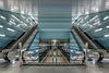Subway - U-Bahn Überseequartier