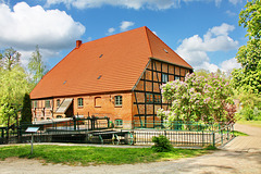 Kuchelmiß, Wassermühle - weil aller guten Dinge drei sind - HFF !