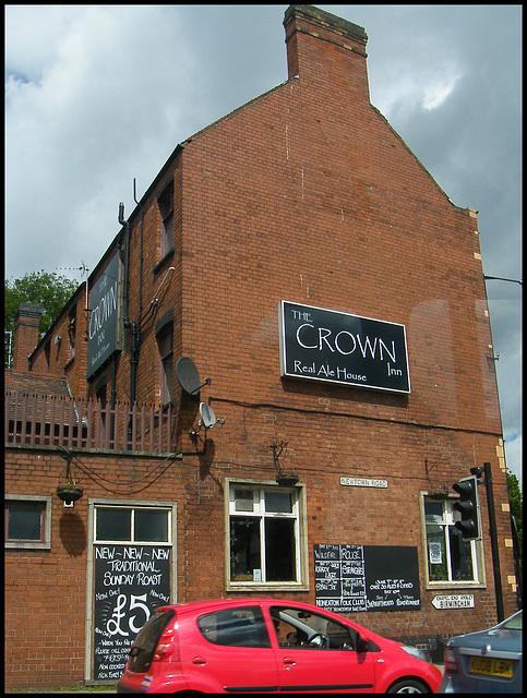 The Crown at Nuneaton