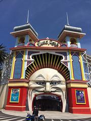 Luna Park, St.Kilda, Melbourne