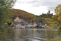Beilstein mit Burg Metternich