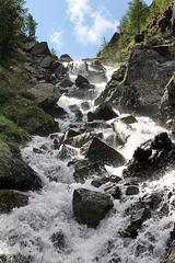 Bergbach im Ultental