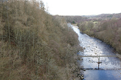 View From The Lambley Viaduct