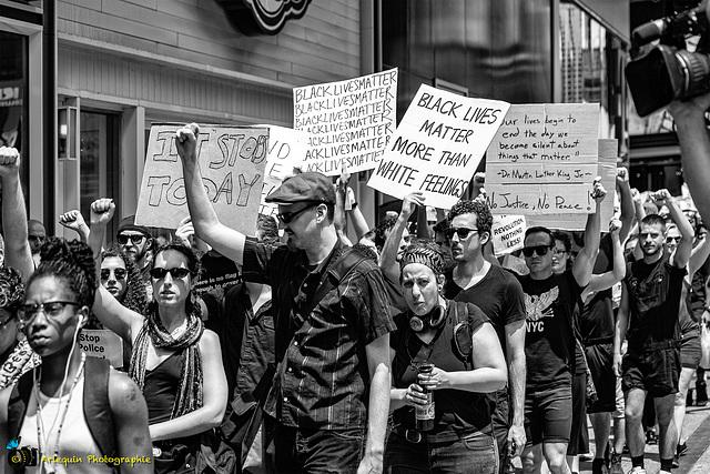 Black Lives Matter NYC 2016