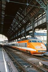 810000 Lyon-Brotteaux TGV-PSE