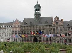 Mons - Grand'Place - 2015