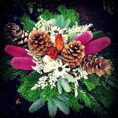 Winter Bouquet.