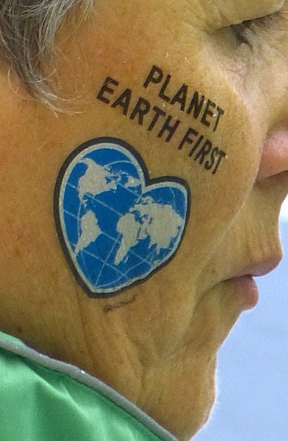 Planet Earth First!