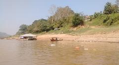 Un court arrêt sur le Mékong