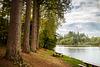 l'arboretum de Pezanin en Saône et Loire