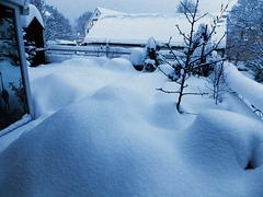 10-01-19 und es schneit weiter... ©UdoSm