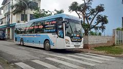 Hai Hoang Gia bus