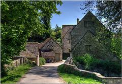 Mill House, Bibury