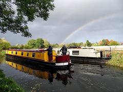 Rainbows at Maesbury