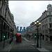 Regent Street lamps
