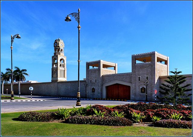 Ṣalāla : La residenza del Sultano Qaboos