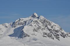 Silvretta Montafon, Voralberg Alps, Valschavieler Maderer (2769m)