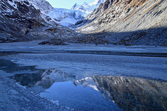 plaine glaciaire de Ferpècle